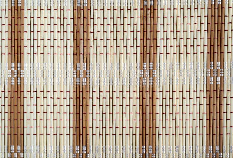 Σύσταση χαλιών μπαμπού E r στοκ φωτογραφίες με δικαίωμα ελεύθερης χρήσης