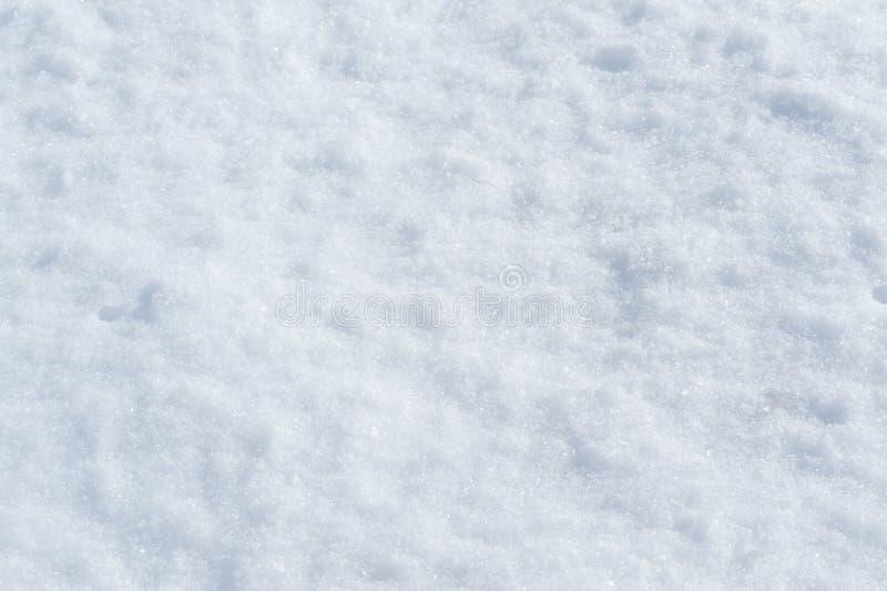 Σύσταση χιονιού στοκ φωτογραφία με δικαίωμα ελεύθερης χρήσης