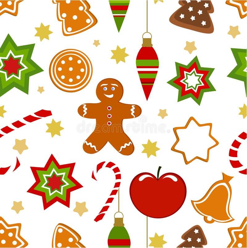 σύσταση Χριστουγέννων απεικόνιση αποθεμάτων