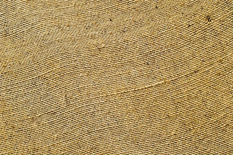 Σύσταση sackcloth του φυσικού υλικού υποβάθρου στοκ εικόνα με δικαίωμα ελεύθερης χρήσης