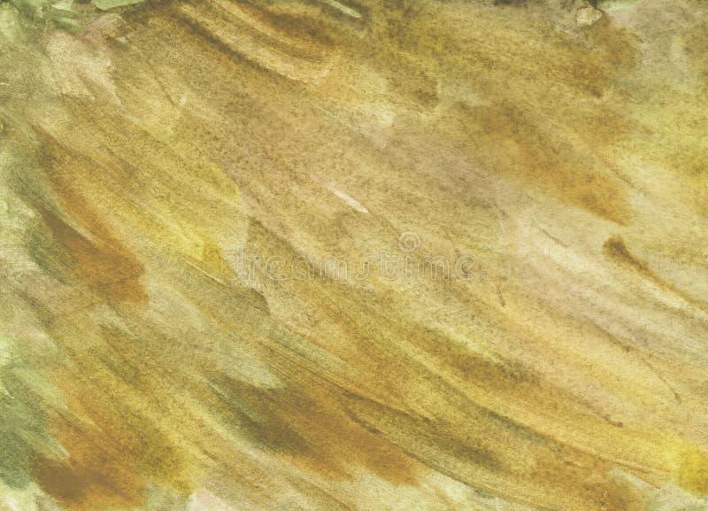 Σύσταση Watercolor για το υπόβαθρο ή το σχέδιο στοκ φωτογραφία με δικαίωμα ελεύθερης χρήσης