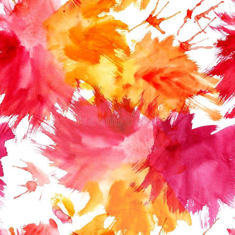 Σύσταση Watercolor grunge ελεύθερη απεικόνιση δικαιώματος