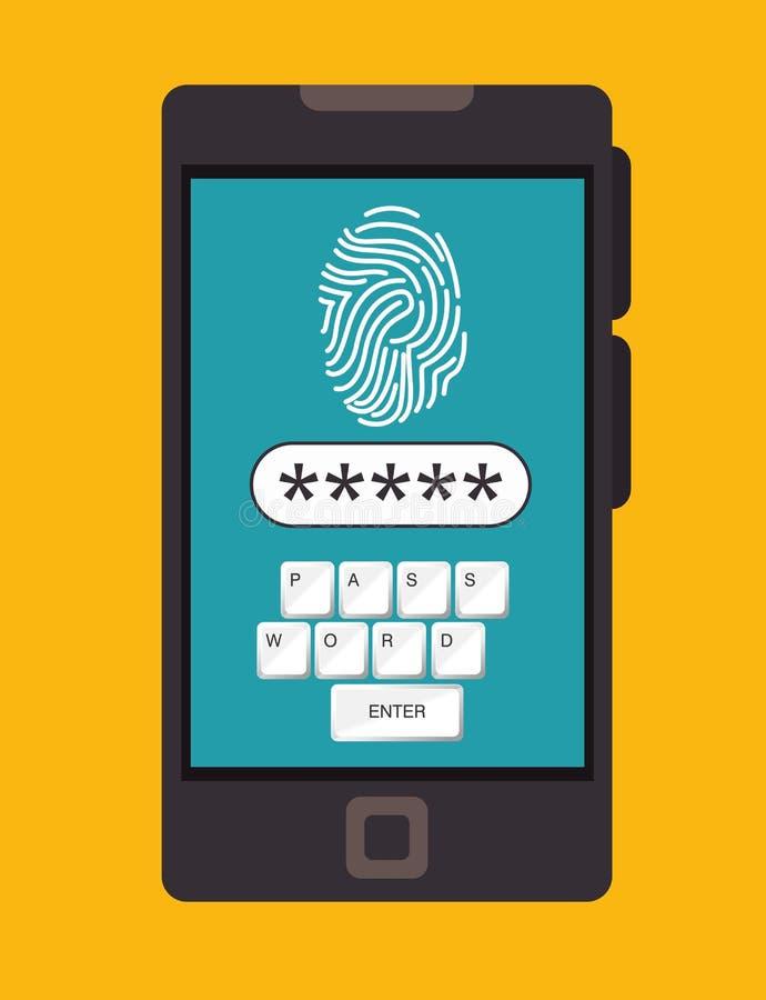 Download Σύστημα ασφαλείας και επιτήρηση Απεικόνιση αποθεμάτων - εικονογραφία από τεχνολογία, γραφικός: 62703186