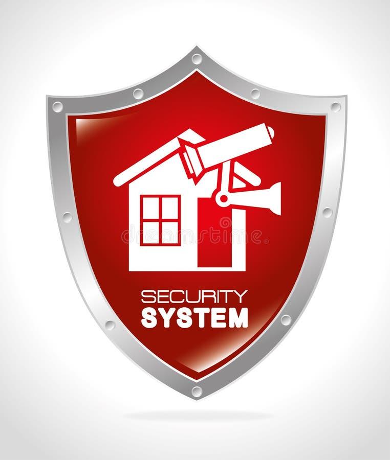 Download Σύστημα ασφαλείας και επιτήρηση Απεικόνιση αποθεμάτων - εικονογραφία από στοιχείο, εικονίδια: 62703213