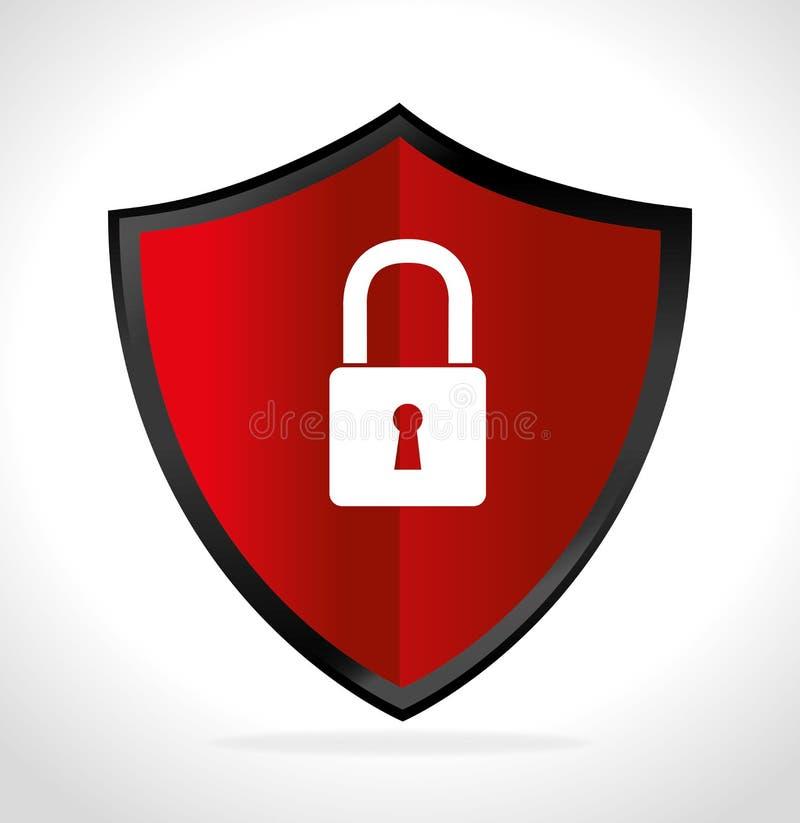 Download Σύστημα ασφαλείας και επιτήρηση Απεικόνιση αποθεμάτων - εικονογραφία από λογισμικό, ηλεκτρονικός: 62703356