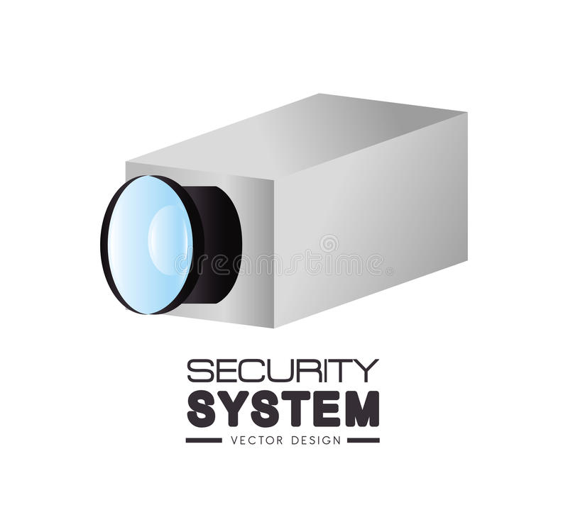 Download Σύστημα ασφαλείας και επιτήρηση Απεικόνιση αποθεμάτων - εικονογραφία από κλείδωμα, camera: 62703373