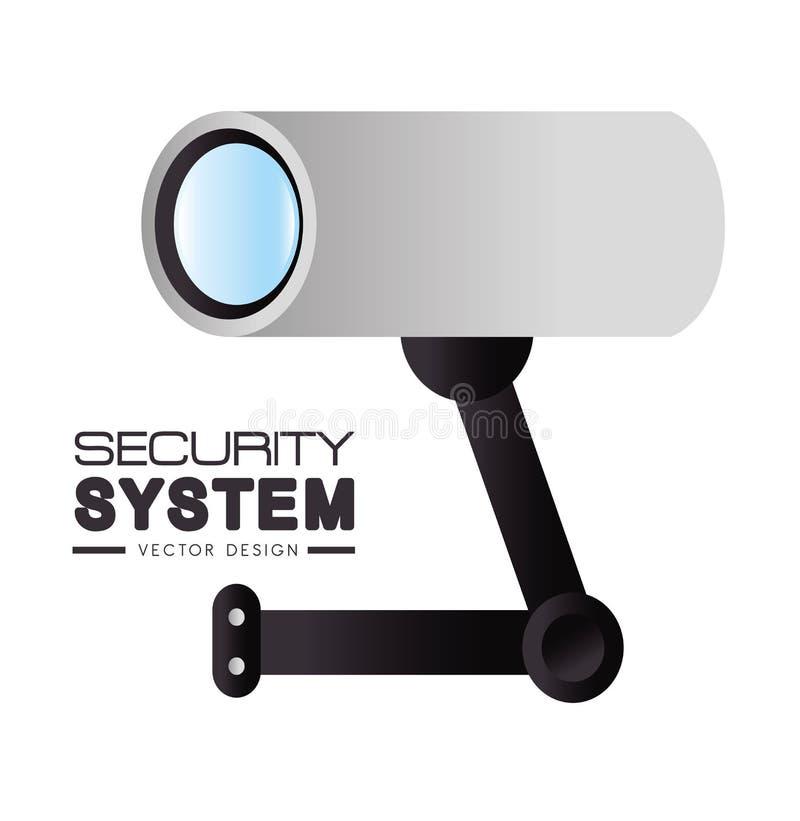 Download Σύστημα ασφαλείας και επιτήρηση Απεικόνιση αποθεμάτων - εικονογραφία από υπολογισμός, προστατεύστε: 62703387