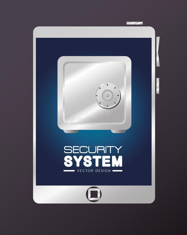 Download Σύστημα ασφαλείας και επιτήρηση Απεικόνιση αποθεμάτων - εικονογραφία από ψηφιακός, πολυμέσα: 62703466