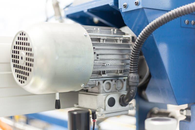 Σύστημα του ηλεκτρικού κινητήρα στοκ φωτογραφίες