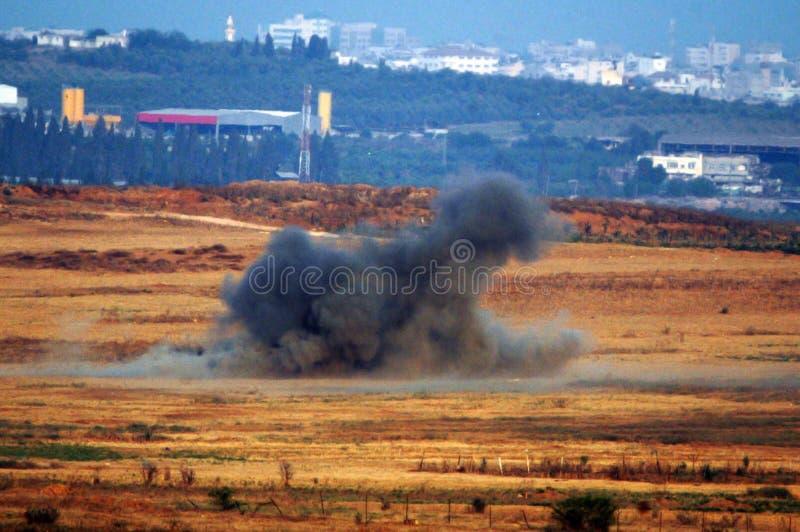 Σώμα πυροβολικού - Ισραήλ στοκ φωτογραφίες