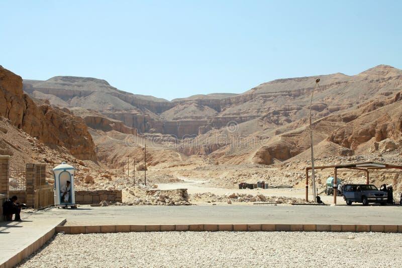 Τάφοι Pharaoh στοκ φωτογραφίες με δικαίωμα ελεύθερης χρήσης