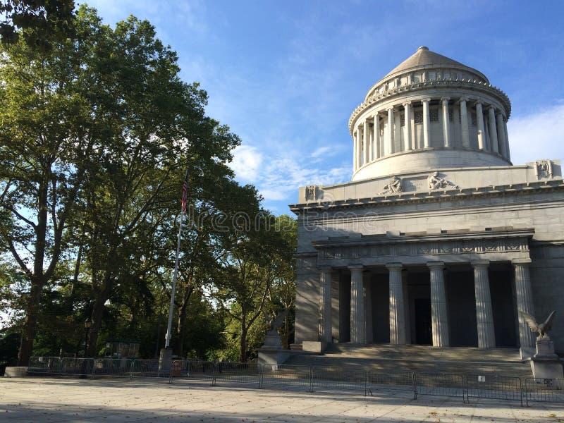 Τάφος γενικών επιχορηγήσεων στοκ φωτογραφίες με δικαίωμα ελεύθερης χρήσης