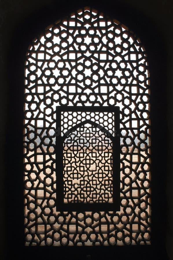 τάφος του Δελχί humayun Ινδία στοκ φωτογραφίες με δικαίωμα ελεύθερης χρήσης