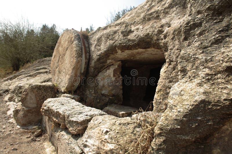 τάφος Χριστού s στοκ εικόνα με δικαίωμα ελεύθερης χρήσης