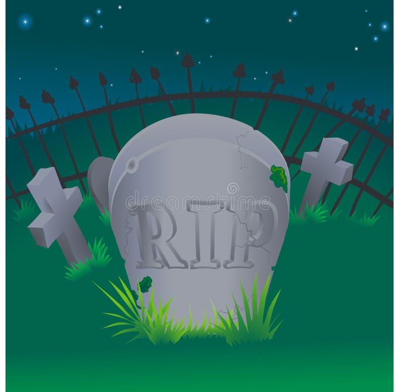 τάφος ελεύθερη απεικόνιση δικαιώματος