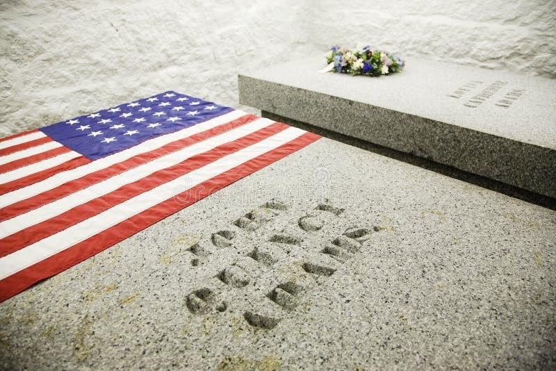 Τάφος Adams σε Quincy στοκ εικόνες με δικαίωμα ελεύθερης χρήσης