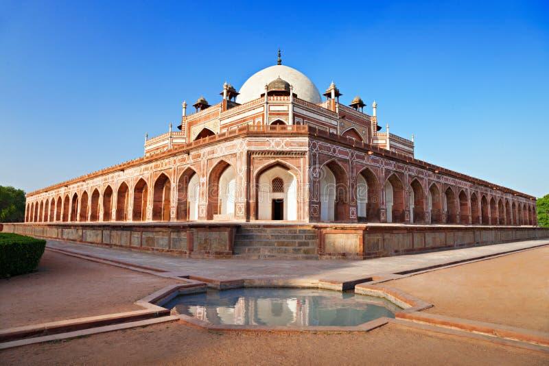 Τάφος Humayun στοκ φωτογραφία με δικαίωμα ελεύθερης χρήσης