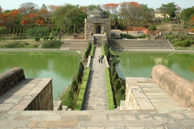 Τάφος Shah Suri Sher στοκ φωτογραφία