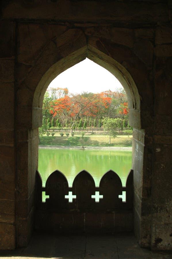 Τάφος Shah Suri Sher στοκ εικόνα