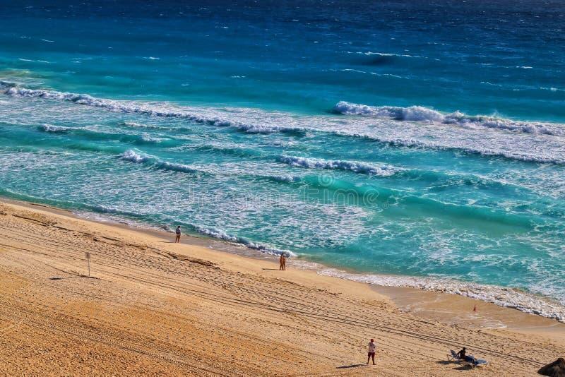 Τέλεια ημέρα σε Cancun Μέρος ΙΙ στοκ φωτογραφίες με δικαίωμα ελεύθερης χρήσης