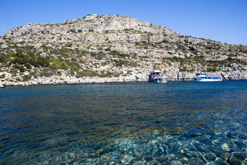 τέλειες διακοπές θάλασ&si στοκ φωτογραφία με δικαίωμα ελεύθερης χρήσης