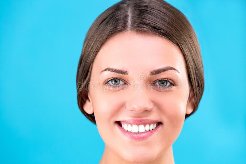 Τέλειο φρέσκο δέρμα στοκ εικόνες με δικαίωμα ελεύθερης χρήσης