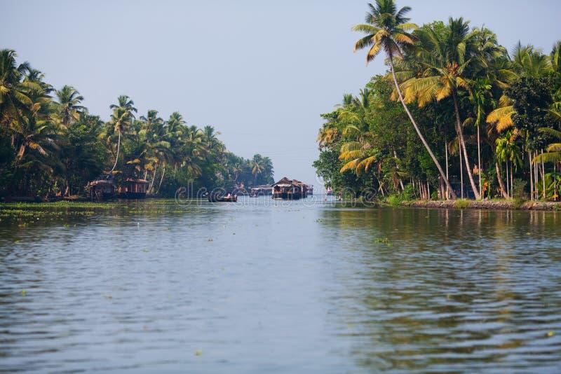 τέλματα Κεράλα στοκ φωτογραφία