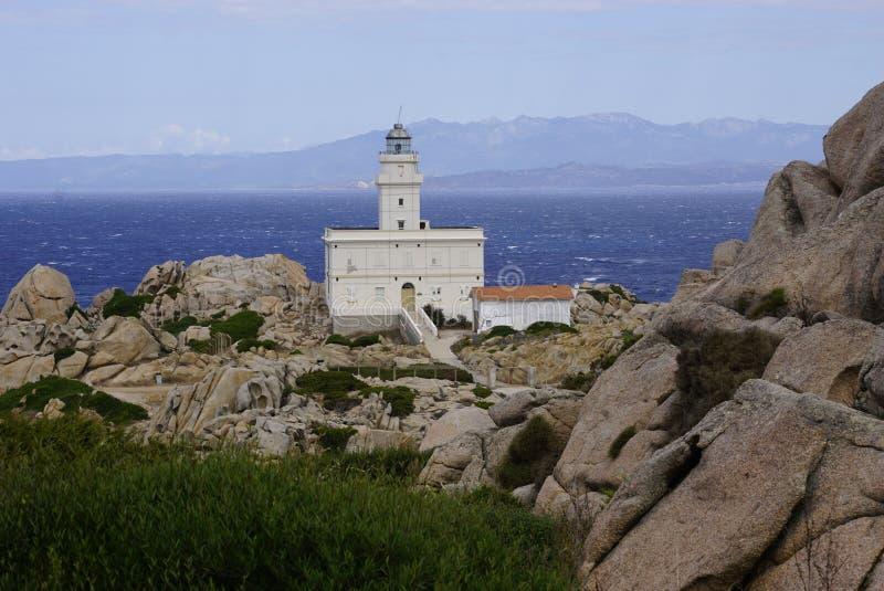 Τέσλα Capo στη Σαρδηνία Ιταλία στοκ φωτογραφία με δικαίωμα ελεύθερης χρήσης