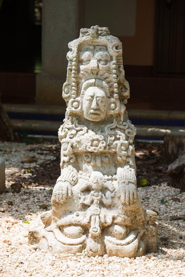 Τέχνες πολιτισμού αγαλμάτων πορτρέτου στοκ εικόνα με δικαίωμα ελεύθερης χρήσης