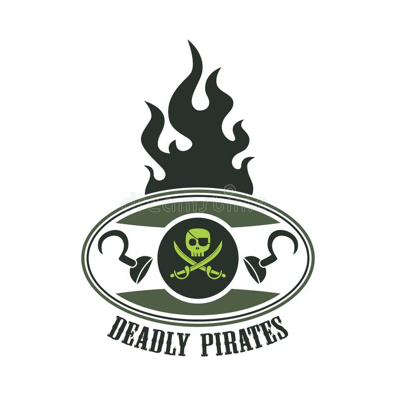 Download τέχνη εικονιδίων πειρατών απεικόνιση αποθεμάτων. εικονογραφία από στιλέτο - 62711348
