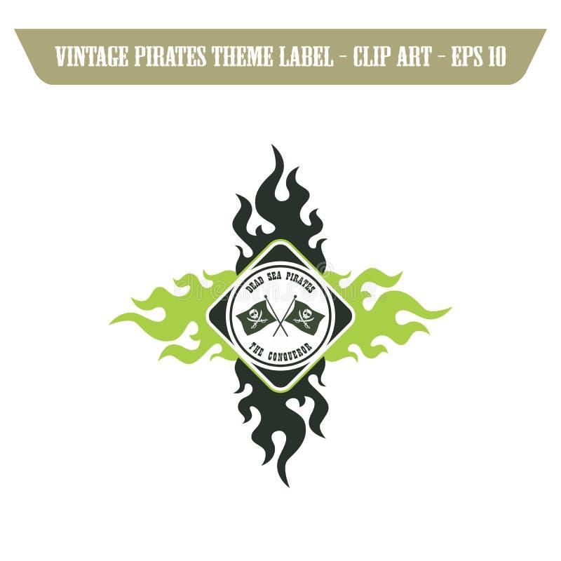 Download τέχνη εικονιδίων πειρατών απεικόνιση αποθεμάτων. εικονογραφία από χέρι - 62711360