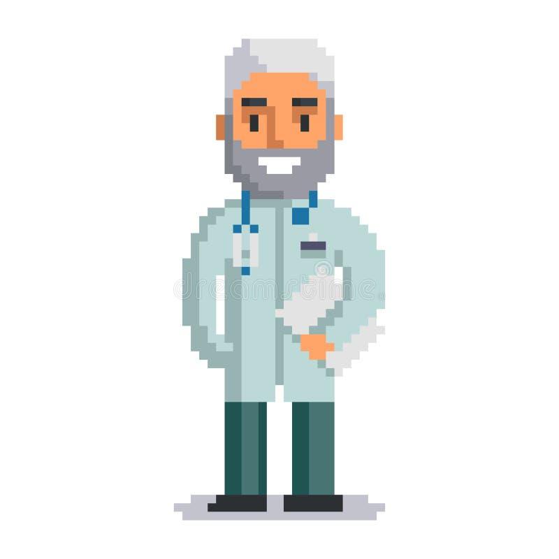 Τέχνη εικονοκυττάρου γιατρών απεικόνιση αποθεμάτων