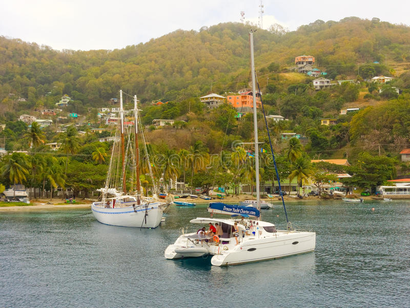 Τέχνη ευχαρίστησης στις Καραϊβικές Θάλασσες στοκ φωτογραφία με δικαίωμα ελεύθερης χρήσης