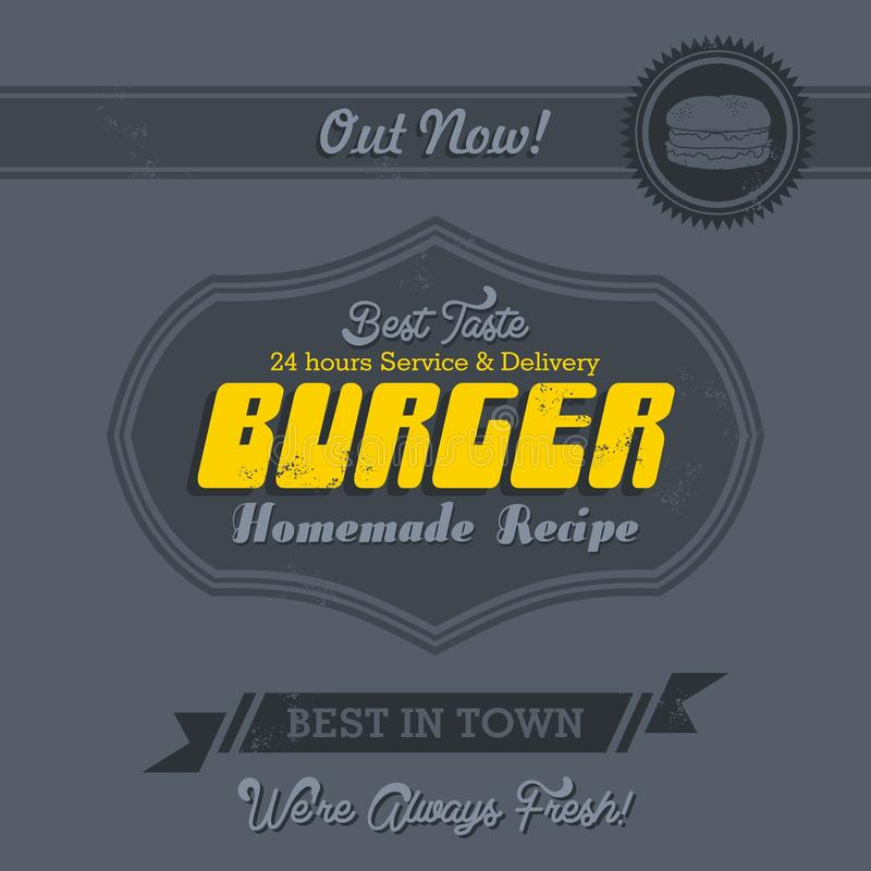 Download Τέχνη θέματος τροφίμων και ποτών Διανυσματική απεικόνιση - εικονογραφία από burger, lunch: 62713243