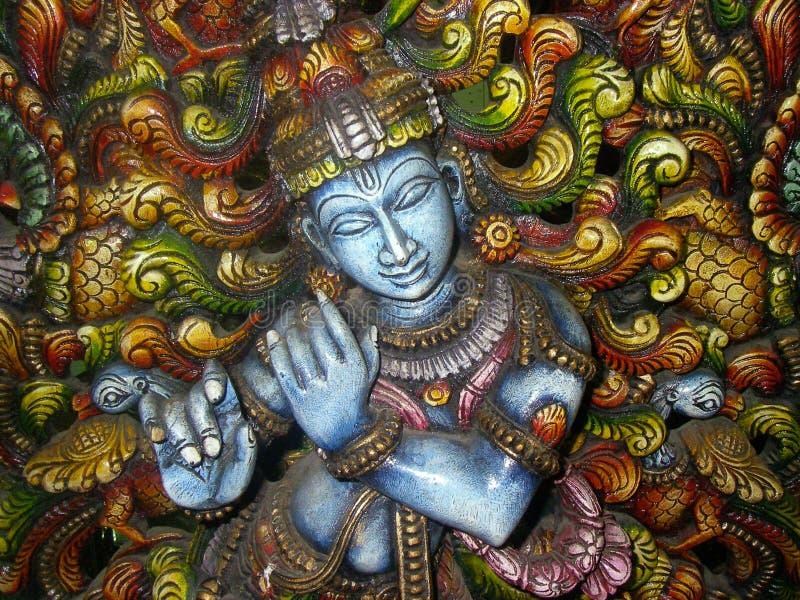 τέχνη Ινδός στοκ εικόνες με δικαίωμα ελεύθερης χρήσης