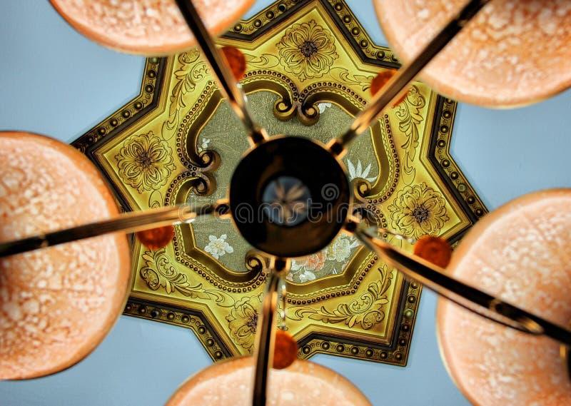 τέχνη ισλαμική στοκ εικόνα