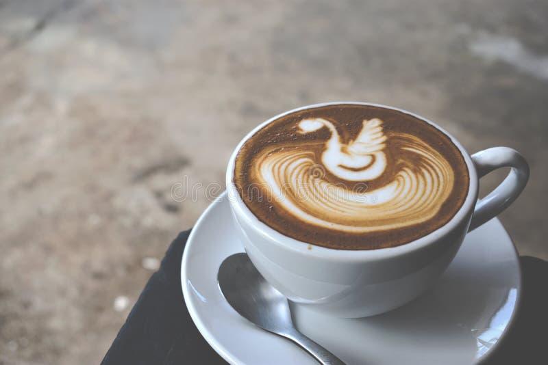 Τέχνη καφέ στοκ φωτογραφία με δικαίωμα ελεύθερης χρήσης