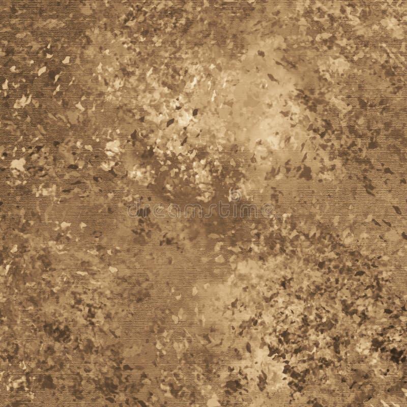 Τέχνη σημείων χρωμάτων Grunge Ακρυλικά κτυπήματα ζωγραφικής στον καμβά τέχνη μοντέρνα Παχύς καμβάς χρωμάτων Τεμάχιο του έργου τέχ απεικόνιση αποθεμάτων
