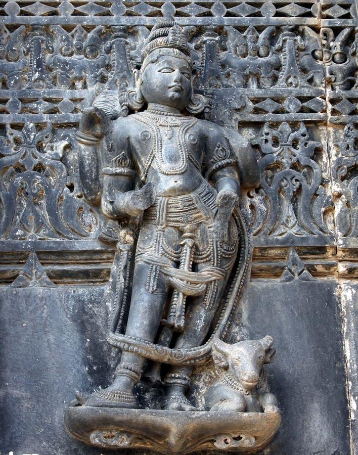Τέχνη του ναού arthuna στοκ εικόνες με δικαίωμα ελεύθερης χρήσης