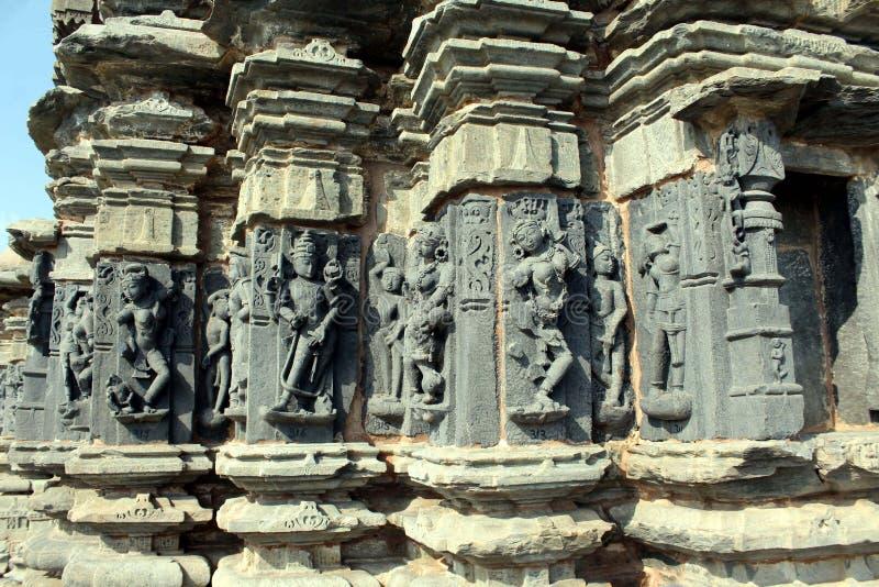 Τέχνη του ναού arthuna στοκ φωτογραφίες με δικαίωμα ελεύθερης χρήσης