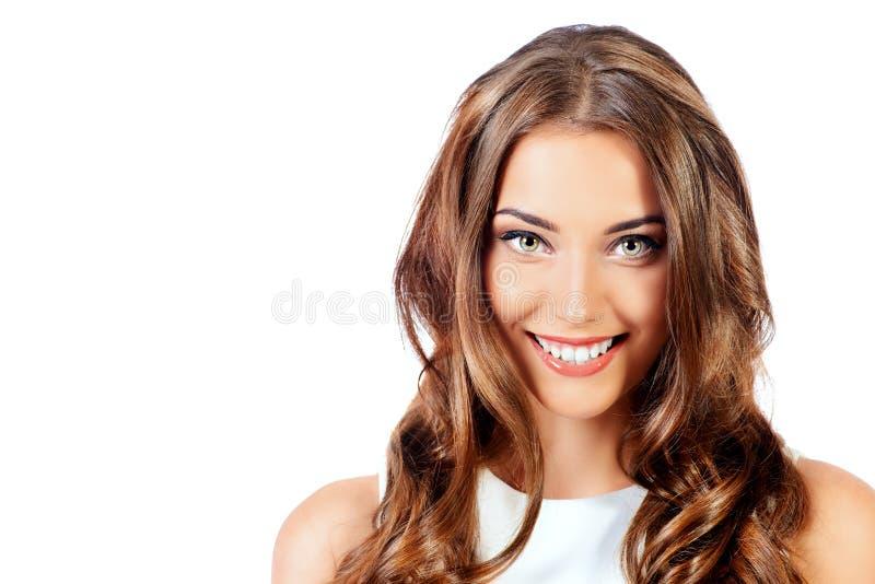 τέλειο χαμόγελο στοκ εικόνα με δικαίωμα ελεύθερης χρήσης