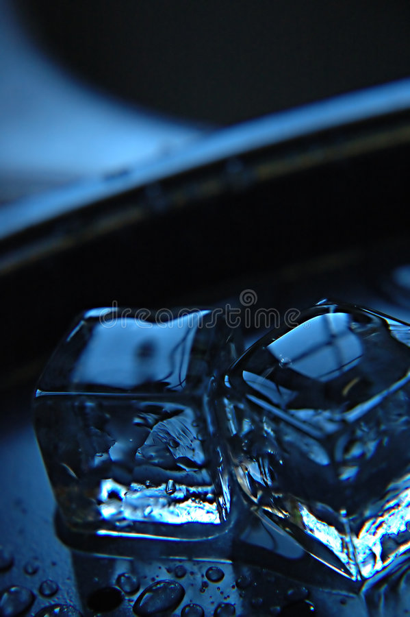 τήξη πάγου στοκ εικόνες