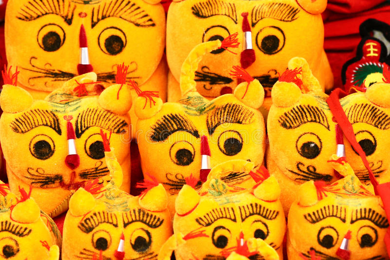 Download τίγρες υφασμάτων στοκ εικόνα. εικόνα από ανατολή, εορταστικός - 13180497