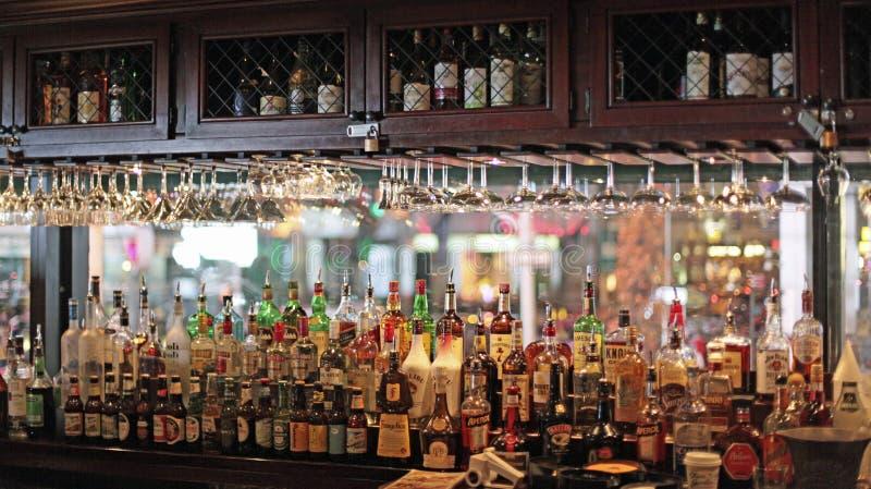 Ταβέρνα, μπαρ, φραγμός εστιατορίων στοκ εικόνα με δικαίωμα ελεύθερης χρήσης