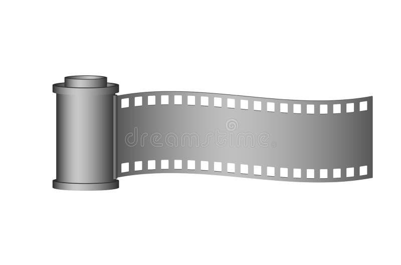 Ταινία ρόλων καμερών απεικόνιση αποθεμάτων