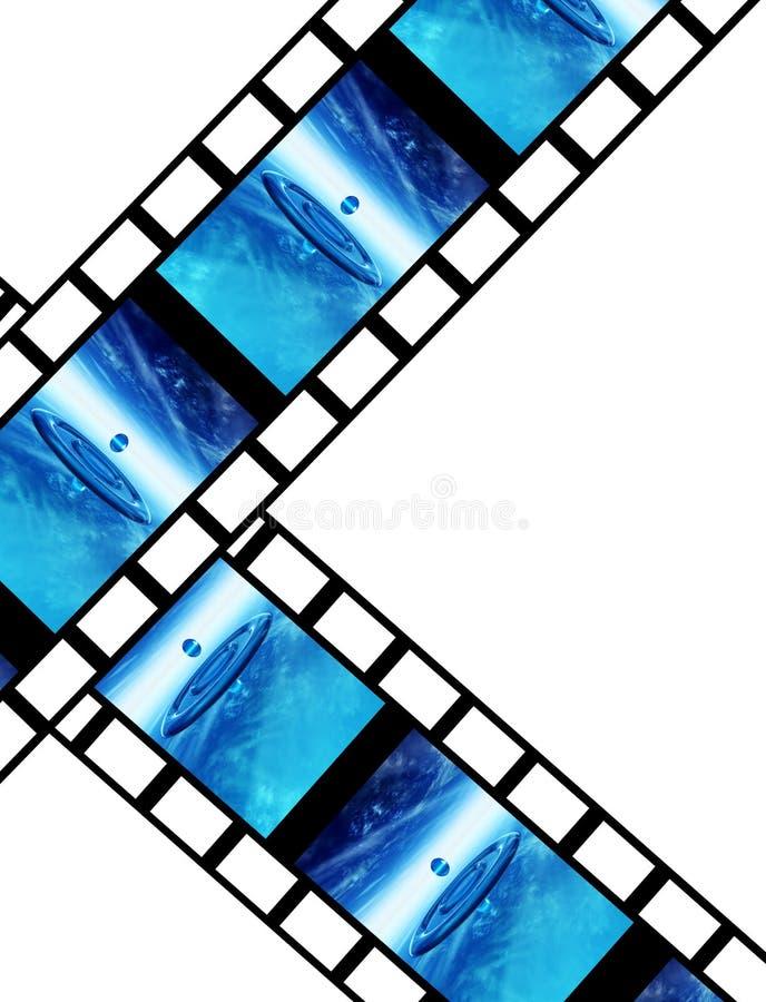 Ταινία 12 ελεύθερη απεικόνιση δικαιώματος