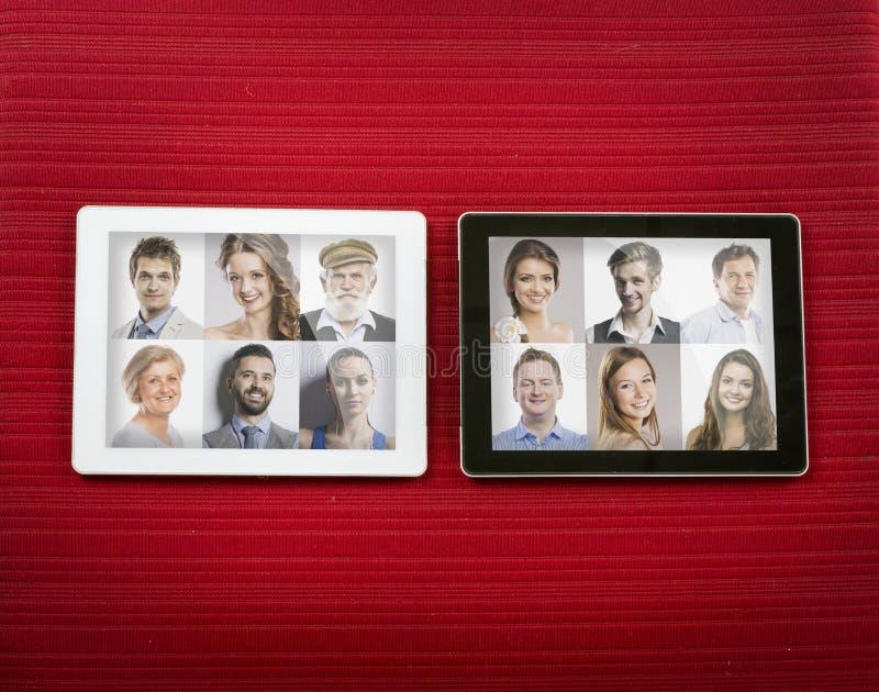 Ταμπλέτα PC στοκ εικόνες με δικαίωμα ελεύθερης χρήσης