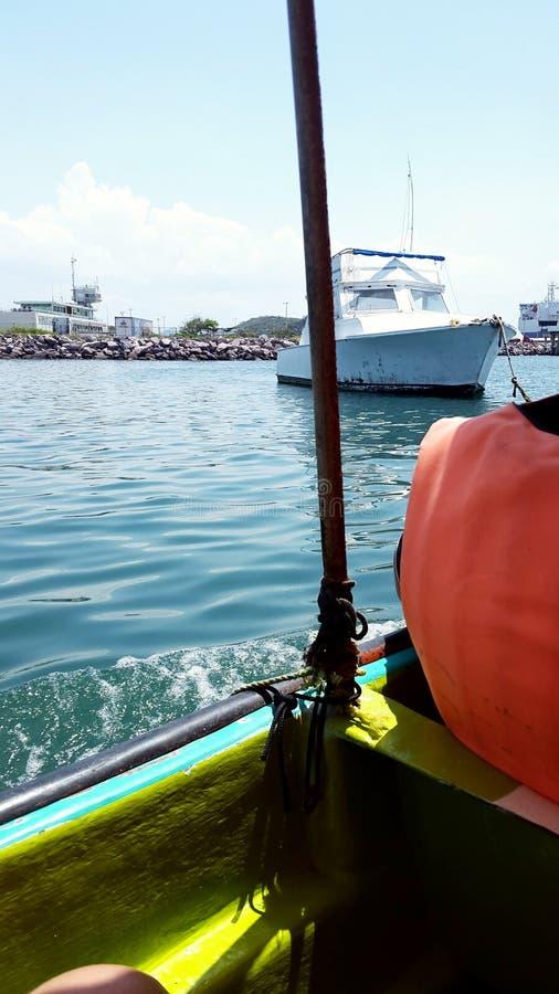 Ταξίδι θάλασσας στοκ εικόνες με δικαίωμα ελεύθερης χρήσης