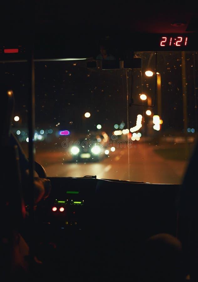 Ταξίδι με το λεωφορείο στοκ εικόνες