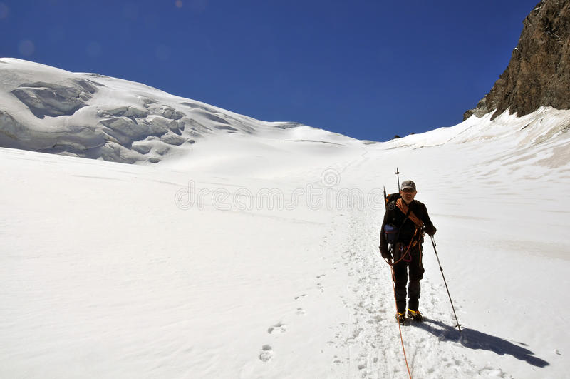 ταξίδι παγετώνων στοκ εικόνες